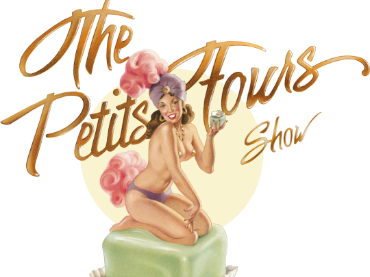 Logo The Petits Fours Show