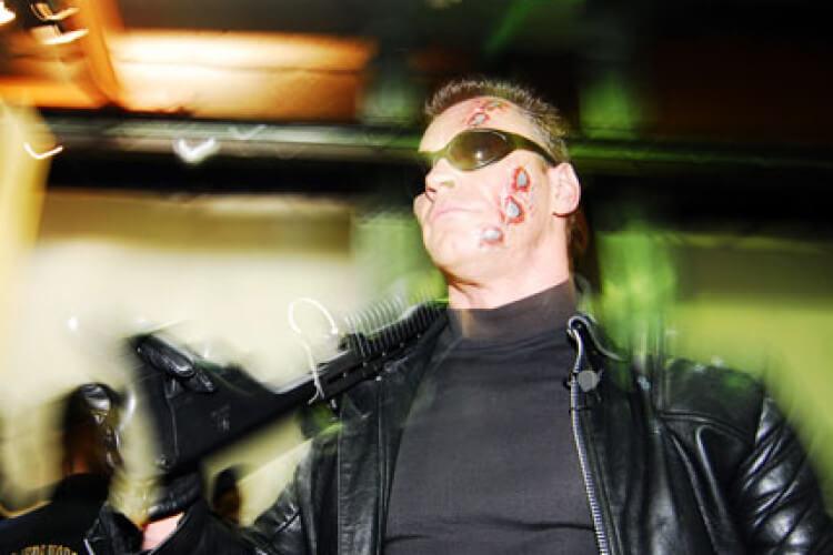Terminator Double