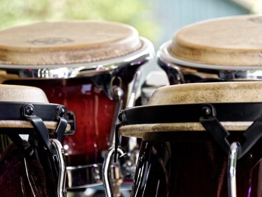 Bongo Trommeln