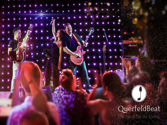 Künstlervermittlung: Querfeldbeat live Frankfurt - Künstleragentur | DIE ALLESLÖSER