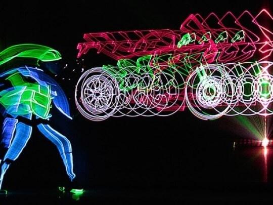 Laserboy