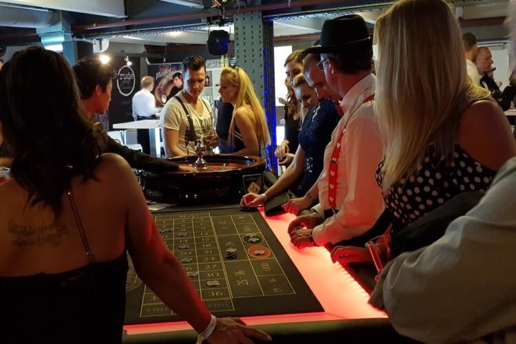 Casino Tische Leihen