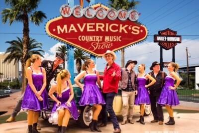 Maverick Vegas