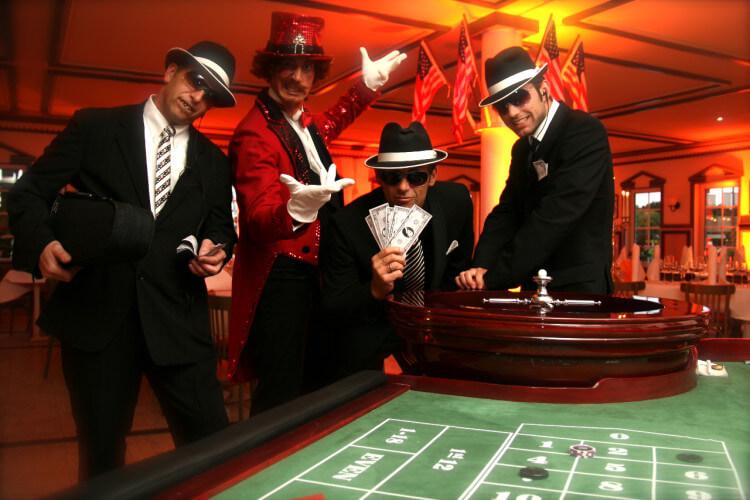3 Capone Ganoven