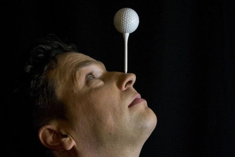 Golfbalance
