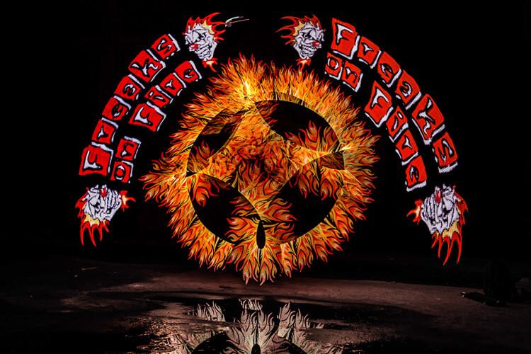 Logo Freaks on Fire Photo by 3rd eye GENERATION