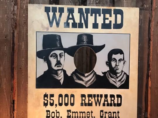 Wanted Bild