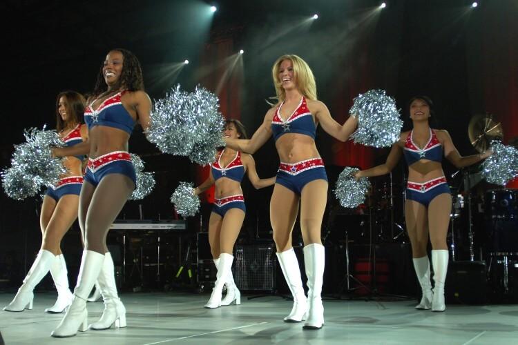 Cheerleaderinnen