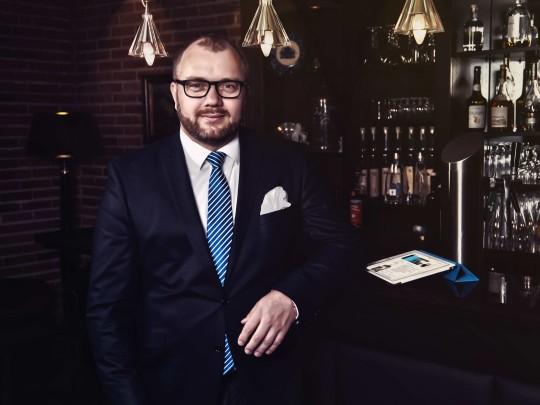 Michael Ehlers Portrait