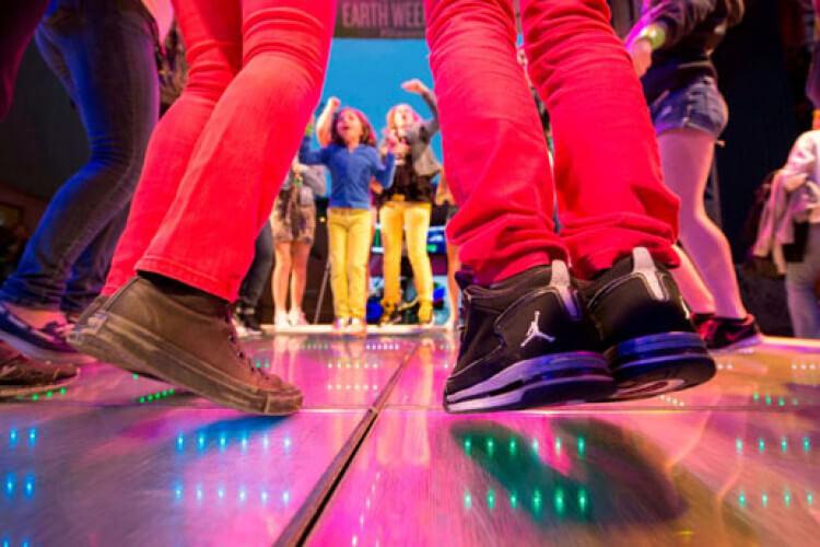 Energy Dance floor