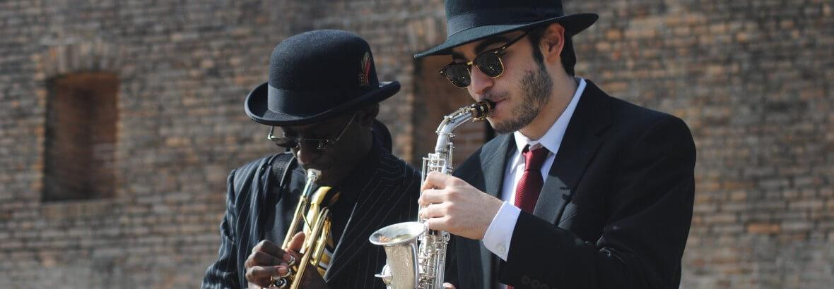 Swing Jazz Musiker