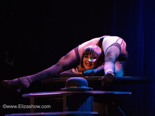Eliza mit Cabaret