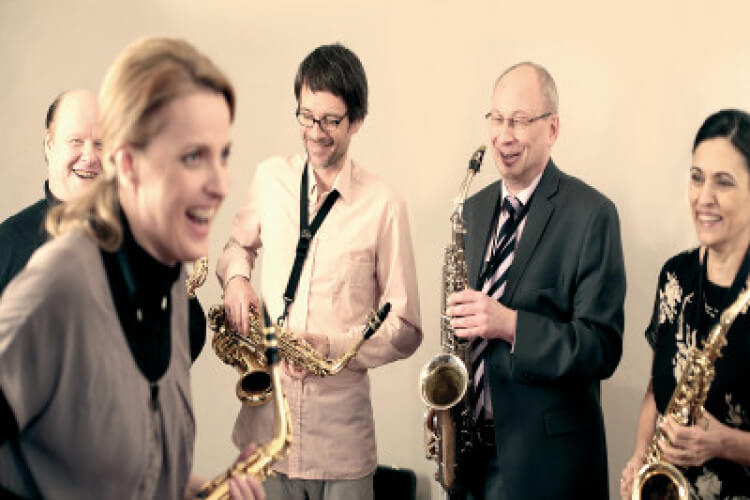 Saxophonworkshop