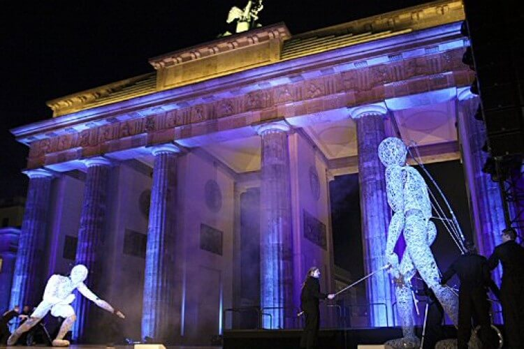 Show Brandenburger  Tor