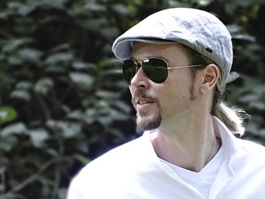 Brad Pitt Double