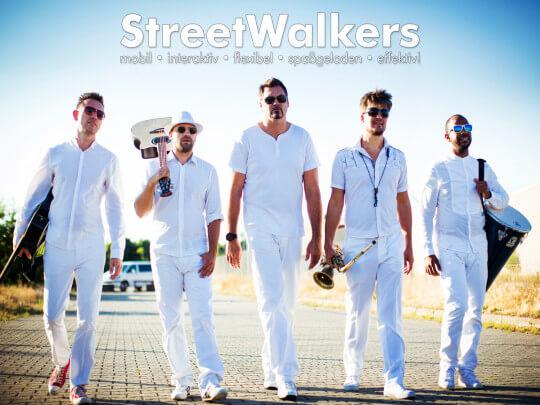 StreetWalkers gehend