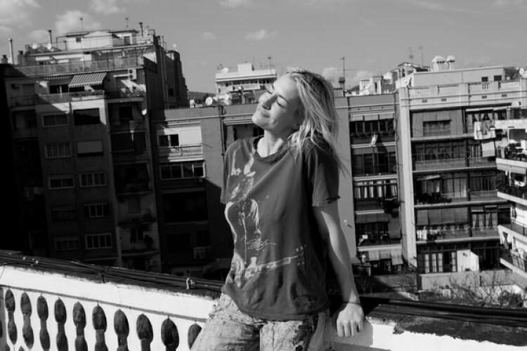 Sarah Connor über Stadt