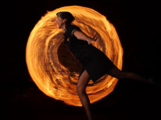 az-Feuershow