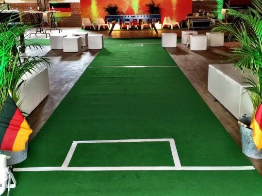 fussball Dekoration