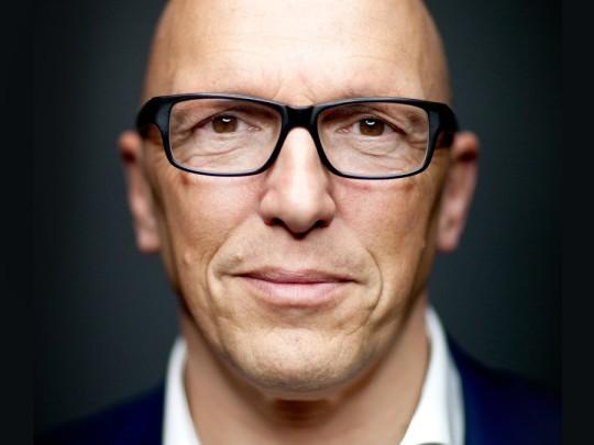 Frank Dunker Portrait