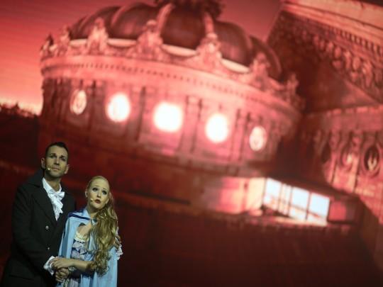 Romeo und Julia, Bühne