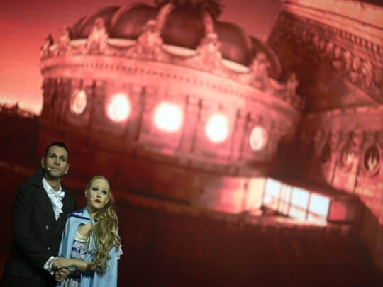 Künstlervermittlung: Romeo und Julia, Bühne Frankfurt - Künstleragentur | DIE ALLESLÖSER
