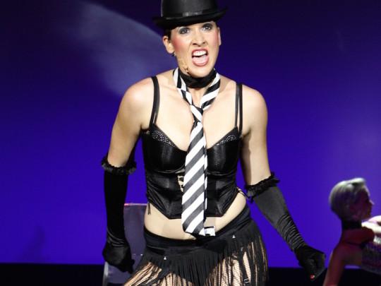 Cabaret Sängerin