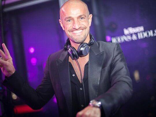 Künstlervermittlung: DJ Peyman Frankfurt - Künstleragentur | DIE ALLESLÖSER
