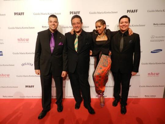 Künstlervermittlung: Jazzy Blue Note Quartett Frankfurt - Künstleragentur | DIE ALLESLÖSER