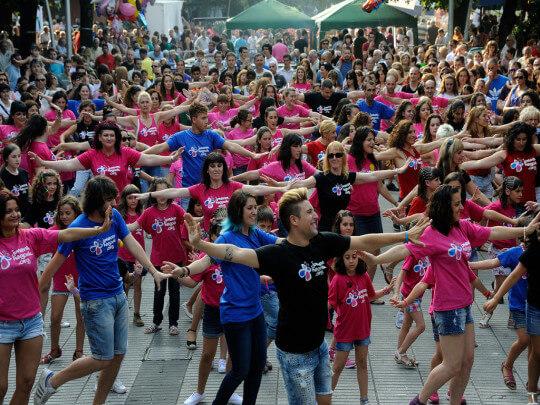 Künstlervermittlung: Flashmob Frankfurt - Künstleragentur | DIE ALLESLÖSER