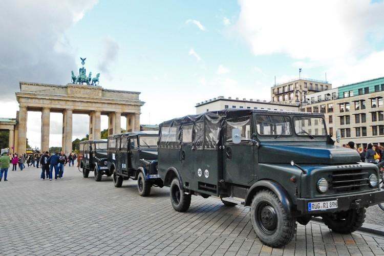 Jeeps in Berlin
