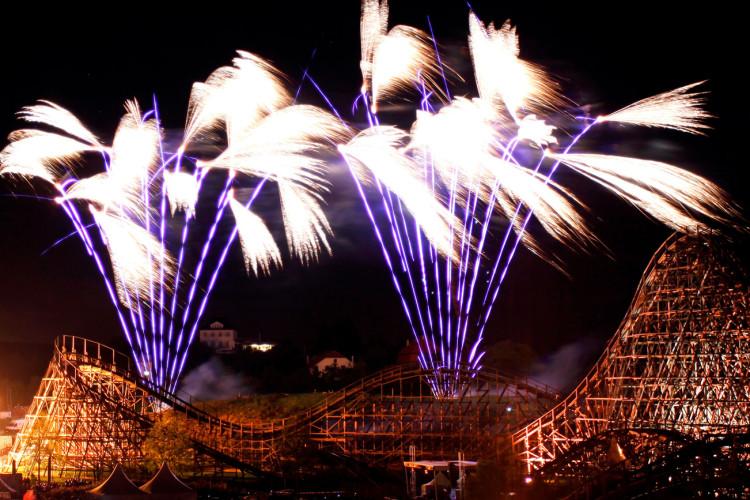 Feuerwerk Collosos