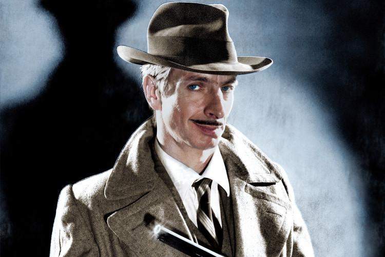 Ingolf Lück mit Hut und Bart