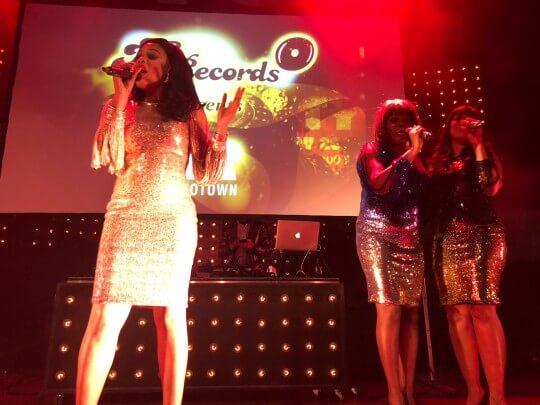 Künstlervermittlung: Sängerinnen der The Supremes - Show Frankfurt - Künstleragentur | DIE ALLESLÖSER