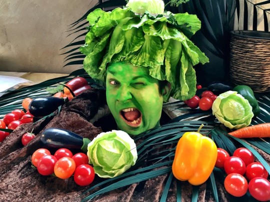lebender Salat