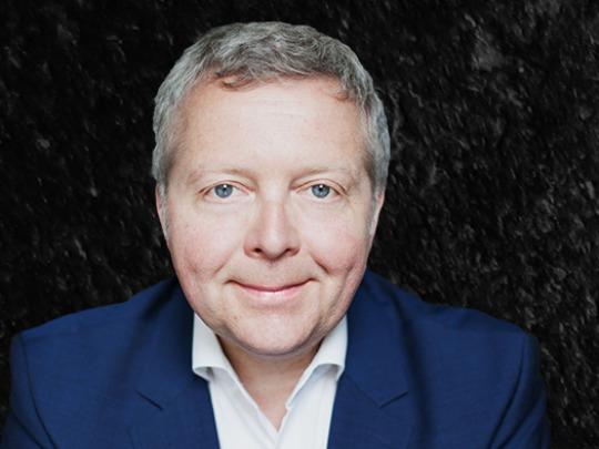 Stephan Heinrich Portrait