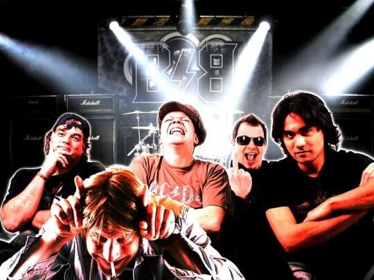 Künstlervermittlung: AC/DC Coverband Blueballs Frankfurt - Künstleragentur | DIE ALLESLÖSER