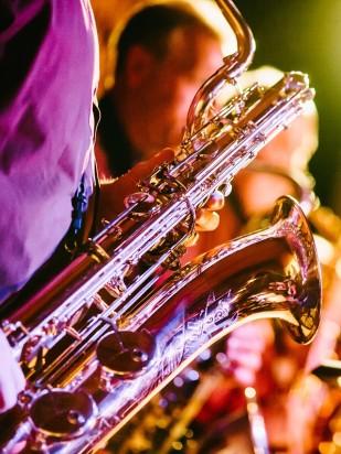 Saxophone Band