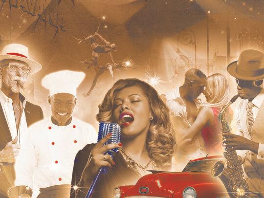 Künstlervermittlung: Havana Nights Flyer Frankfurt - Künstleragentur | DIE ALLESLÖSER