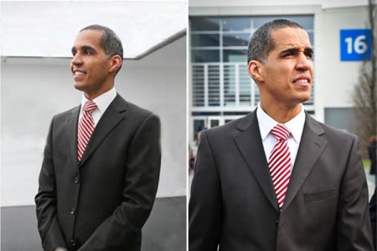 Obama Double