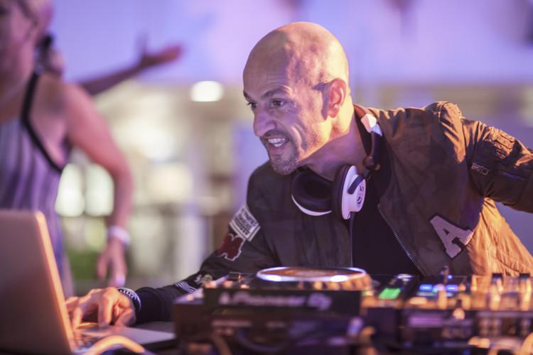 DJ Peyman Amin