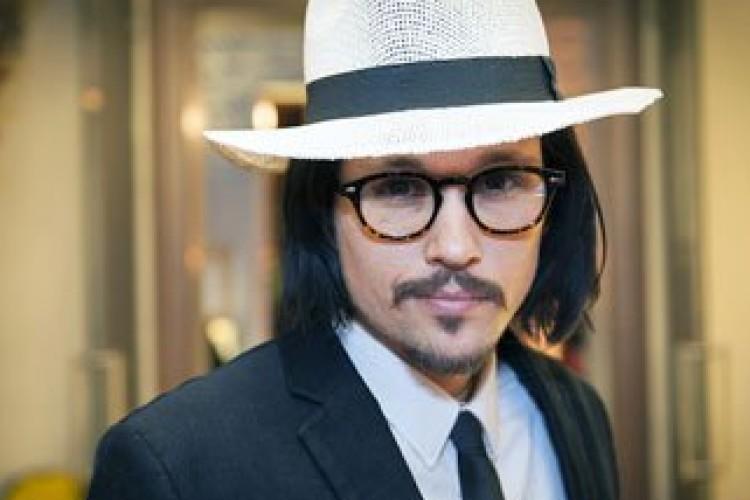 Johnny Depp Double