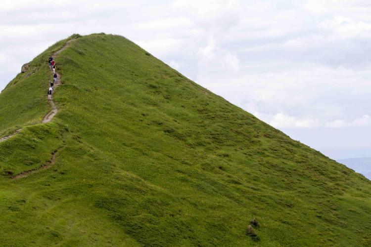 Alpen-Wanderweg