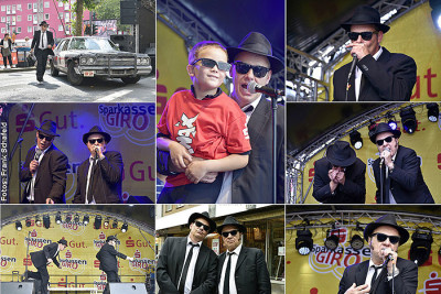 Sparkassen Giro-Collage
