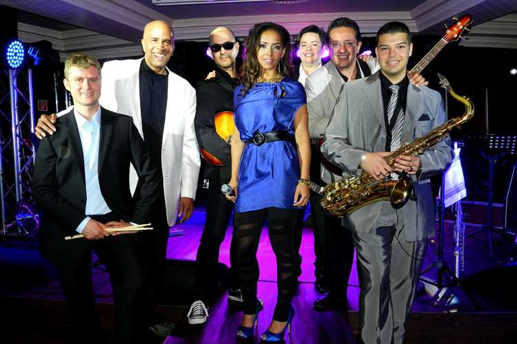 Jazzy Blue Note Party Band