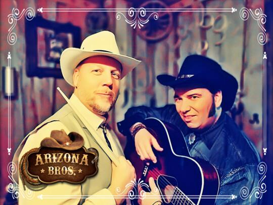 Künstlervermittlung: Arizona Bros Country-Duo Frankfurt - Künstleragentur | DIE ALLESLÖSER